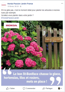 Exemple citation facebook
